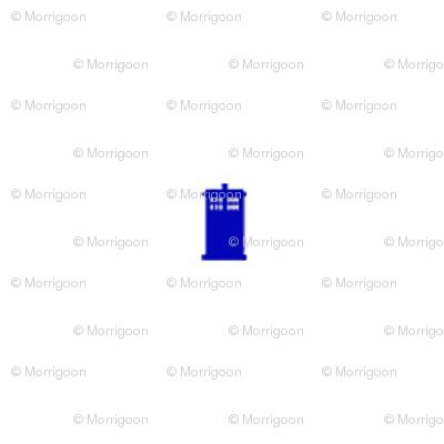 Small Blue Box