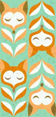 fox-leaves