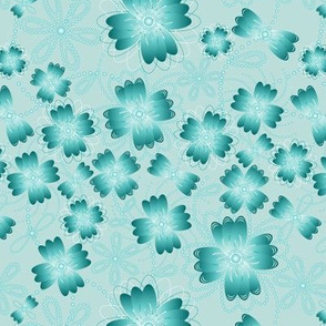Ocean Mist Pearlblossoms (lt.)