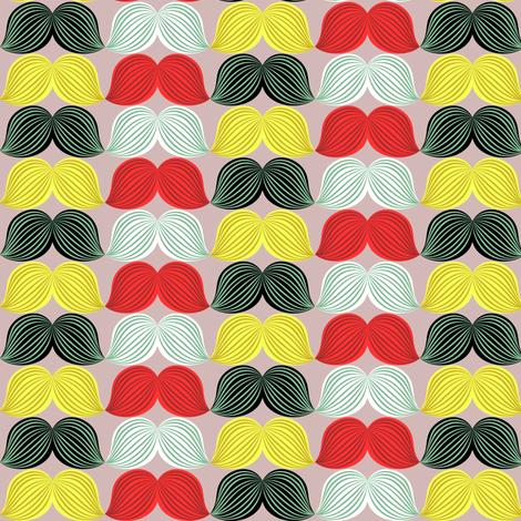 wheat-lady-2 fabric by gaiamarfurt on Spoonflower - custom fabric