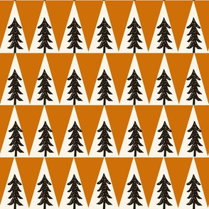 trees // woodland forest outdoors orange kids boys
