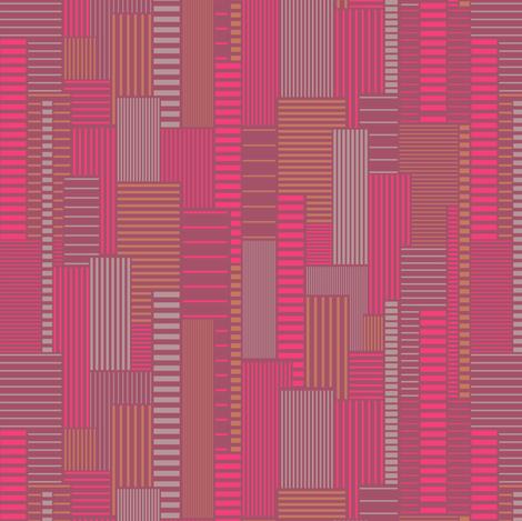 Metropolis fabric by kimsa on Spoonflower - custom fabric