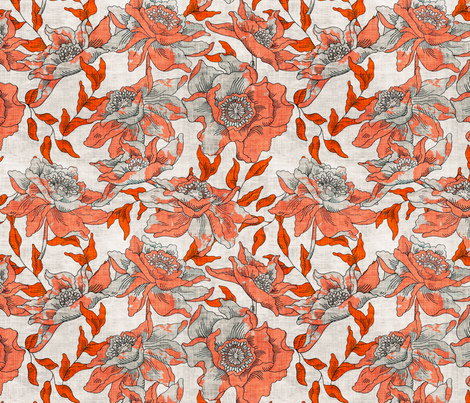 vintage_summer fabric by holli_zollinger on Spoonflower - custom fabric