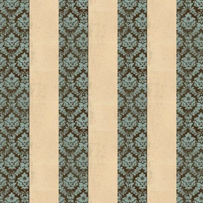 Damask Stripe