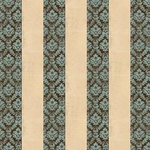 Damask Stripe