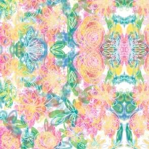 Sweet Flower Pattern 2
