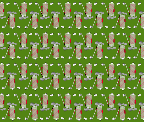 golfpattern1 fabric by joojoostrees on Spoonflower - custom fabric