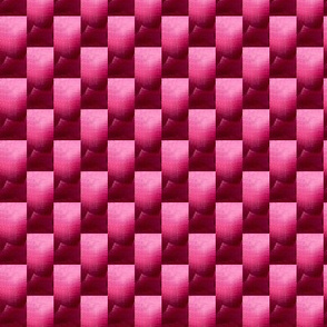 pink checkered squares