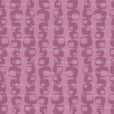 Retro Modern {grape}
