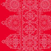 Dragonfruit Lace - Trim