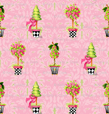 Topiary_Pink_Damask