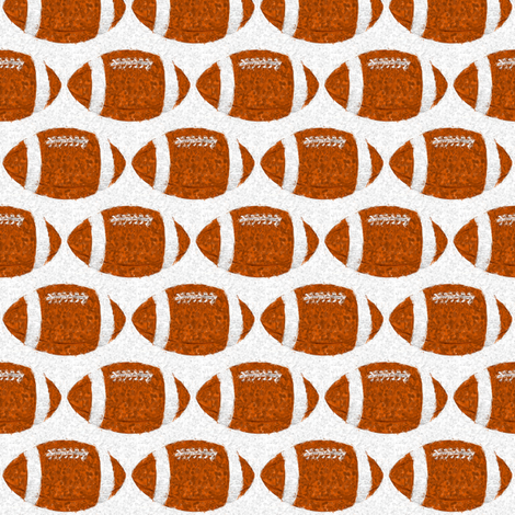 "Expressionist__football 2"" fabric by dsa_designs on Spoonflower - custom fabric"