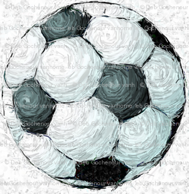 Expressionist_soccerball 2""
