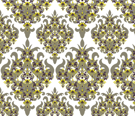 PUCKS_DELIGHT fabric by i-jessicajordan on Spoonflower - custom fabric