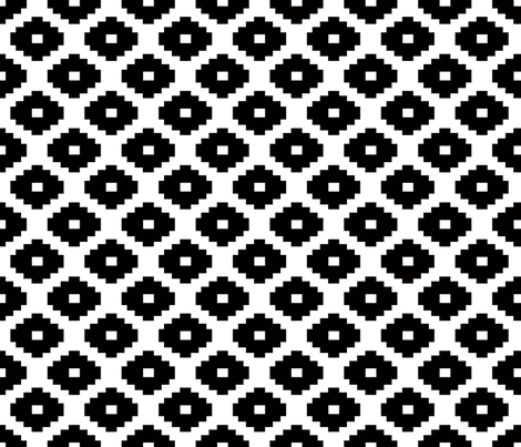 aztec fabric by honey&fitz on Spoonflower - custom fabric
