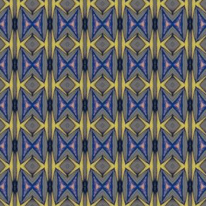 Geometric 0929 k2 r r yellow blue