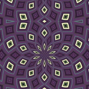 Kaleidescope 0952 k2 purple