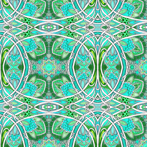 Point It Out For Me fabric by edsel2084 on Spoonflower - custom fabric