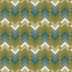 chevron squares muddy waters