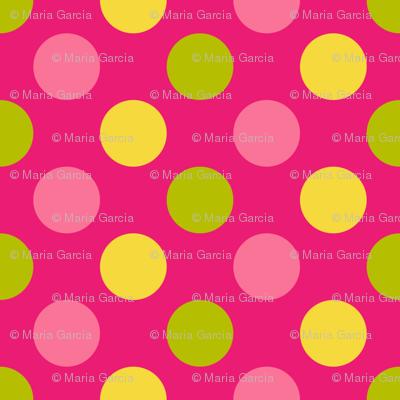 Pink Lemonade Dots