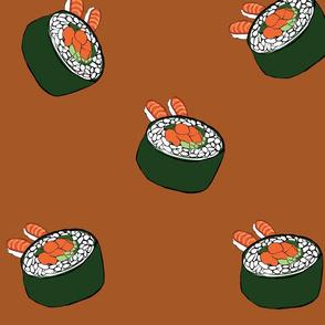 sushi kaleidoscope
