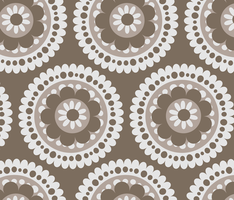 jb_flower_motif_D_rpt fabric by juneblossom on Spoonflower - custom fabric