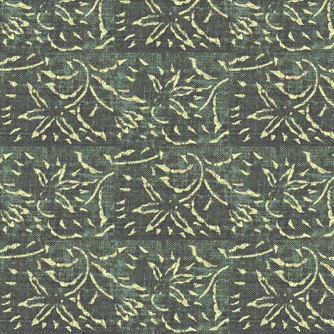 lilting lily - grey. blue