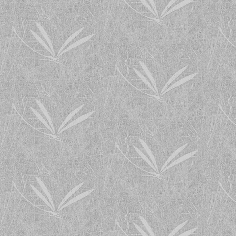 dragonfly in grass - white, pale gray fabric by materialsgirl on Spoonflower - custom fabric