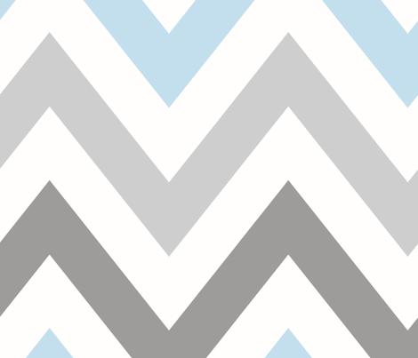 multi_chevron_4_LRG fabric by juneblossom on Spoonflower - custom fabric