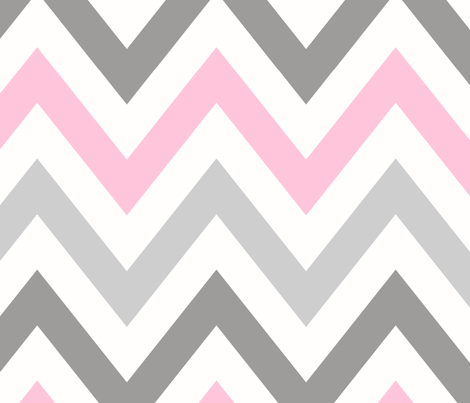 multi_chevron_3_MED fabric by juneblossom on Spoonflower - custom fabric