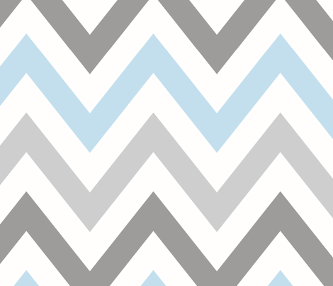 multi_chevron_4_MED fabric by juneblossom on Spoonflower - custom fabric