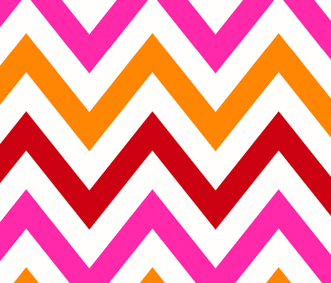 multi_chevron_6_MED fabric by juneblossom on Spoonflower - custom fabric