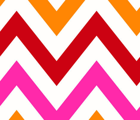 multi_chevron_6_LRG fabric by juneblossom on Spoonflower - custom fabric