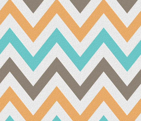 FUNKY CHEVRON 1 fabric by juneblossom on Spoonflower - custom fabric