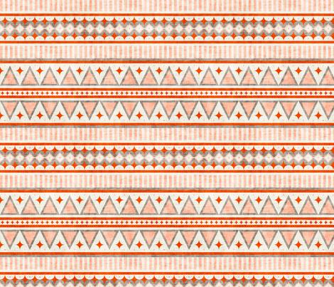 vintage_bohemian fabric by holli_zollinger on Spoonflower - custom fabric