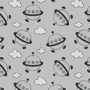 Tumbling Skyrunner - Grey