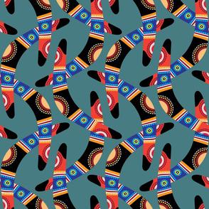 Austrailian Boomerang