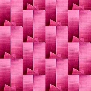 misty pink ribbon weave  2