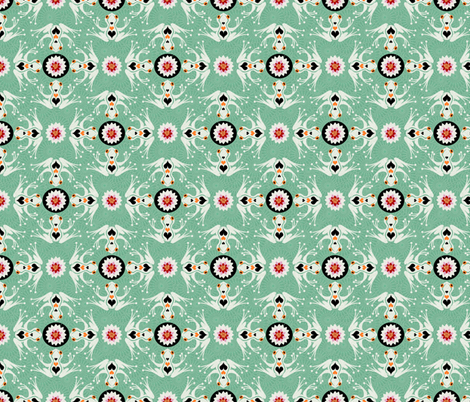frog fabric by gaiamarfurt on Spoonflower - custom fabric