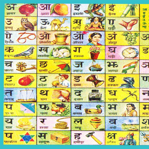 Hindi Alphabets - FQ