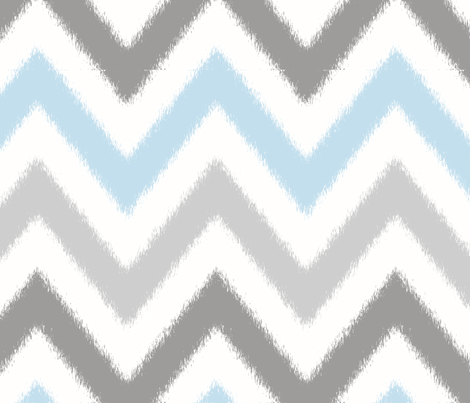 multi_chevron_4_MED_ikat fabric by juneblossom on Spoonflower - custom fabric