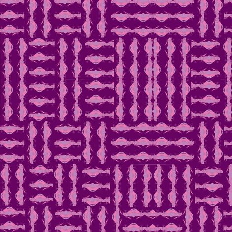 Purple Weave