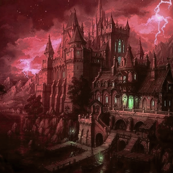 Hogwarts in Red