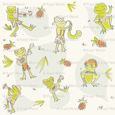 Frog Jamboree