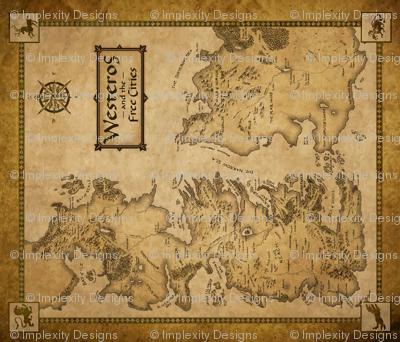 Fictional Map