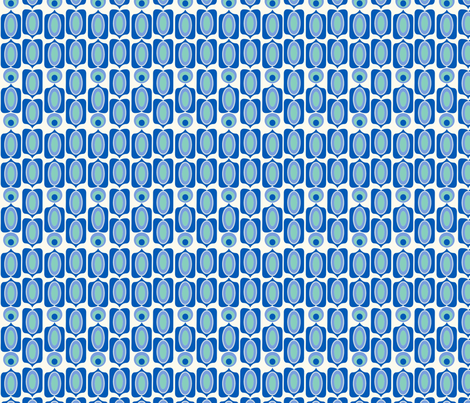 mod_géometrique_bleu_S fabric by nadja_petremand on Spoonflower - custom fabric