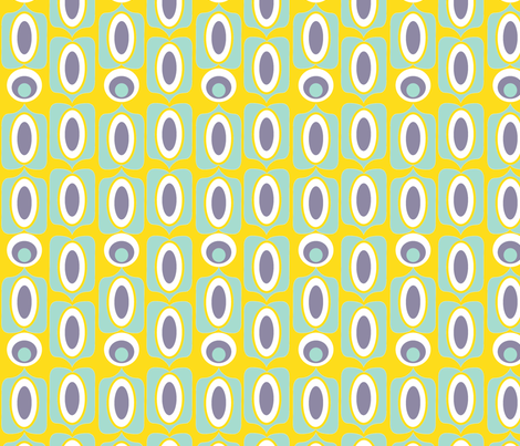 mod_géometrique_jaune_M fabric by nadja_petremand on Spoonflower - custom fabric
