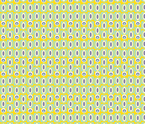 mod_géometrique_jaune_S fabric by nadja_petremand on Spoonflower - custom fabric