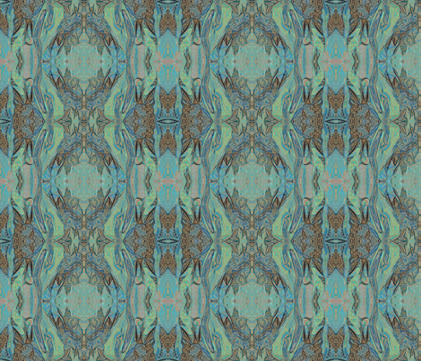 ebbnflow-ed fabric by penelopeventura on Spoonflower - custom fabric