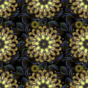 Burnish Floral